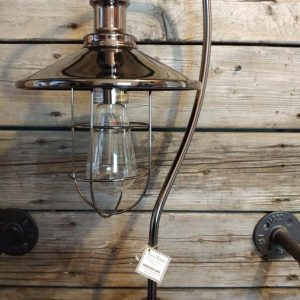 Lampe Vintage Boutique Cadeaux Decoration Antiquite Design